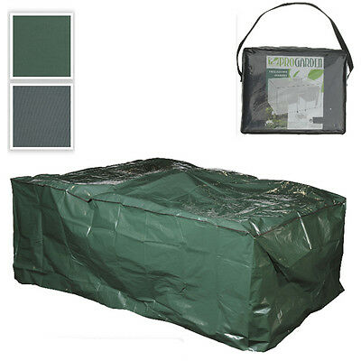 Garden Furniture Cover Furniture Large Plastic Waterproof Outside Green Or Grey