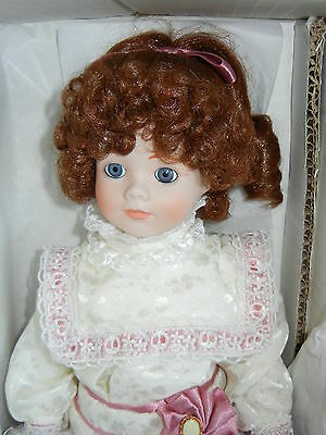1987 MYD*Marian Yu Designs* Beautiful COLLECTIBLE Porcelain Doll