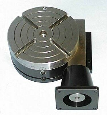 Sherline 3700CNC  Rotary Table w/ Motor Mount for Mini Mill/Micro Mill USA Made!