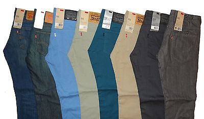 Levi's 511 Slim Skinny Fit Men's Jeans ^*^*Many Sizes and Colors*^*^ 30 32 34 36