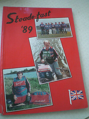 Steade-Fast Trade Advertising Fishing Catalogue For 1989