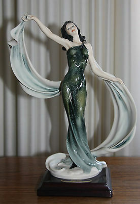"""EXQUISITE GIUSEPPE ARMANI """"MOON RIVER"""" LIMITED EDITION 27/3000 w/Box, Cert 1464C"""