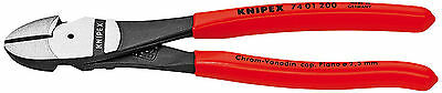 """Knipex 7401200 8"""" High Leverage Diagonal Cutters 7401-8 Made In Germany"""