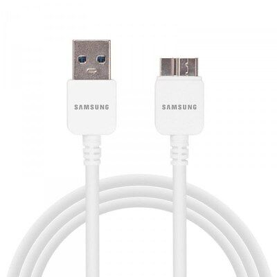 New Oem Samsung Galaxy S5, Note 3 Micro Charging Data Sync Cable Usb 3.0
