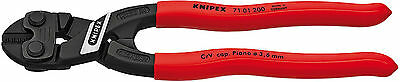 Knipex-Werk 7101200SBA Compact Bolt Cutter - up to 3mm Cutting Capacity  Germany