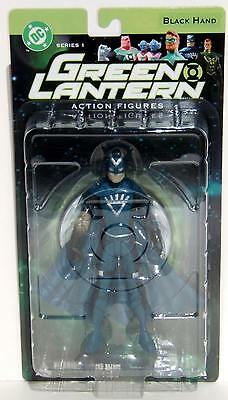 DC Direct Green Lantern Black Hand Blackest Night Series 1 MOC Action Figure