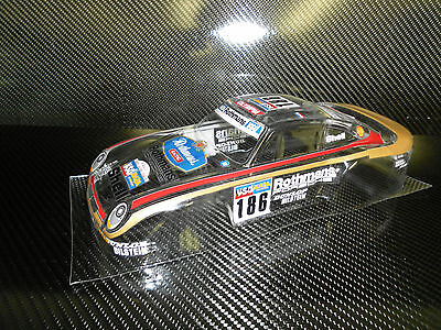1/18TH PORSCHE 959 BODY DECALS FOR TEAM BLUEGROOVE HPI MICRO BODY RS4 XRAY M18