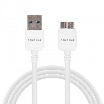 Oem Original Genuine Samsung Galaxy S5, Note 3 Usb 3.0 Charge Data Sync Cable 5'