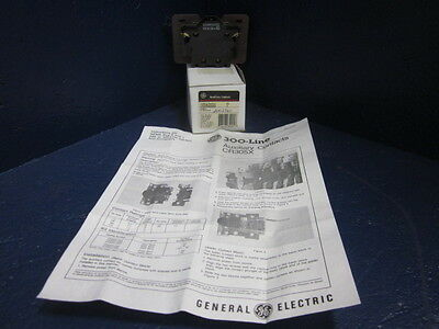 General Electric CR305X200B Auxiliary Contact