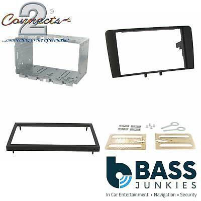 Connects2 CT23AU05A Audi TT 2006-2014 Car Stereo Double DIN Fascia Plate Panel