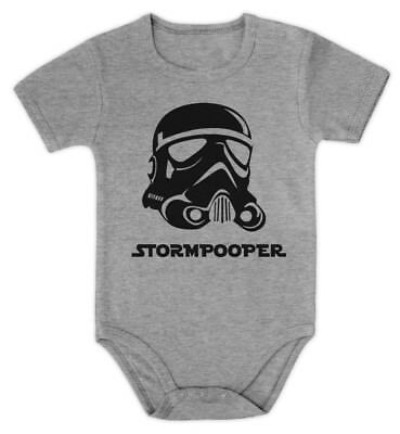 Stormpooper Baby Onesie BodySuitChristmas Gift Idea Shower funny cool