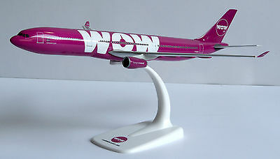 /300 Herpa 611282/ /Wow Airbus A330/