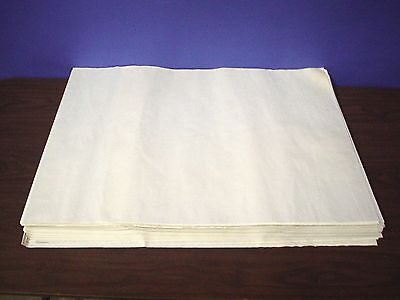 "Packing paper 24"" x 36"" 25 pounds approx 400 sheets pickup only no shipping"