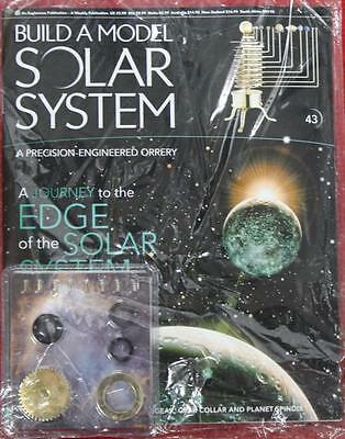 Build a Model Solar System 43 Journey to the Edge of the Solar System NEW SEALED