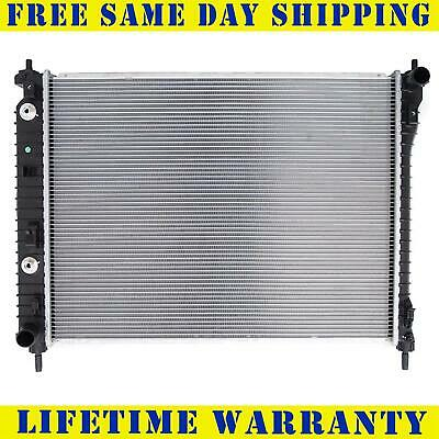 Radiator For Chevy Saturn Fits Captiva Vue 2.4 3.5 3.6 L4 4Cyl V6 13057