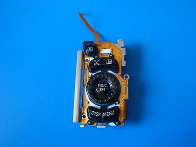 CANON POWERSHOT SX120 IS REAR CONTROL BOARD FOR REPLACEMENT REPAIR PART