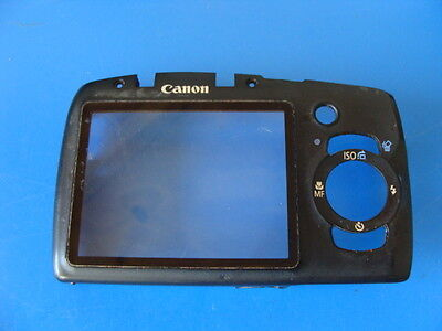 CANON POWERSHOT SX120 IS BACK CASE COVER FOR REPLACEMENT REPAIR PART