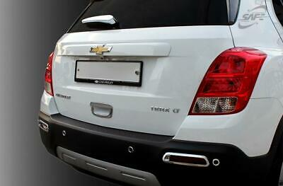 For Chevrolet Trax 2012 2016 Chrome Rear Styling Trim Set