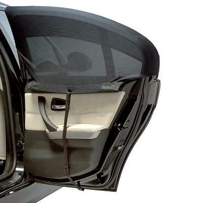 Outlook Auto Shade Curved Rounded Full Cover Car Window Sun Shade - 2 Pack