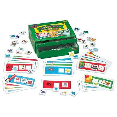 Beginning Blends Phonics Kit Learning Centers Speech Therapy Autism Special Need