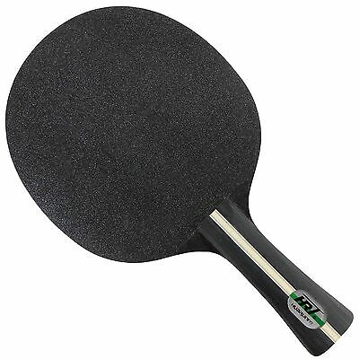HRT Black Crystal Carbon Table Tennis / Ping Pong Blade, NEW!!!!!
