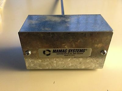 Mamac Systems Te 701 B 12 A Duct Temperature Sensor 7
