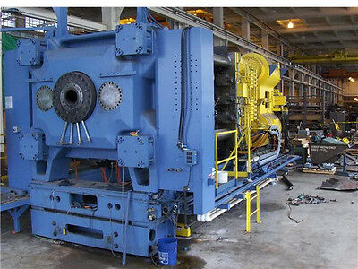 2,000 Ton ENGEL Press ;Horizontal Hydraulic Type; MFG 1995