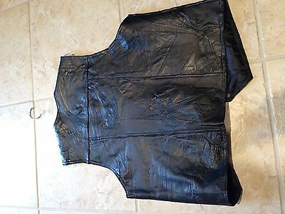 Lot of misc leather jackets motorcycle jackets