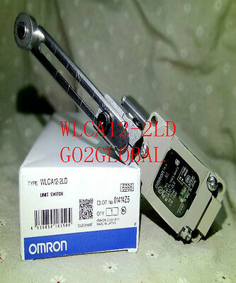 IN BOX NEW WLCA12-2LD OMRON Limit Switch