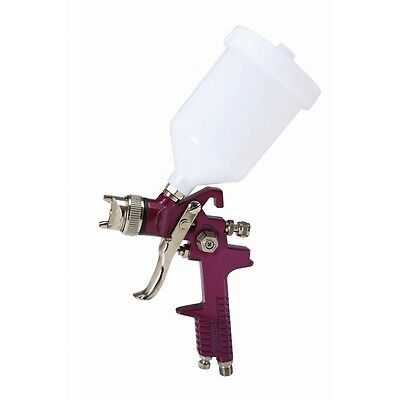 20 Oz. HVLP Gravity Feed Paint Spray Gun Air tool 20-50 PSI