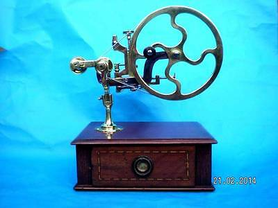 Antique Watchmakers Lathe