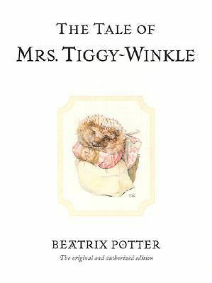 The Tale of Mrs. Tiggy-Winkle (Potter)