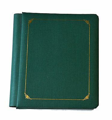 Creative Memories 8x10 Green Album w/ Pages