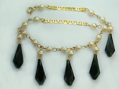brbr anklet inch lengths to gold an in thumbnail wide anklets solid c of copper available