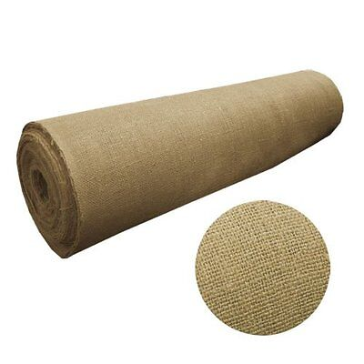 60 Inches Wide Natural 10oz. Jute Burlap Fabric Upholstery - By The Yard
