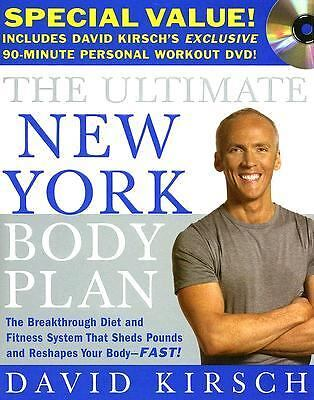 The Ultimate New York Body Plan (Book with DVD): The Breakthrough Diet and Fitne