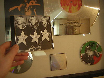 MADONNA PROMO CD GIVE ME ALL YOUR LUVIN 2012 TEST PRESS