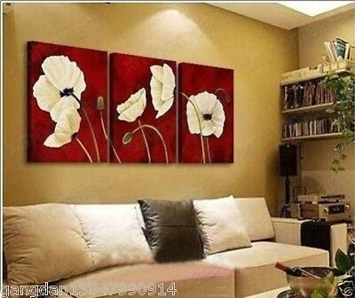 MODERN ABSTRACT HUGE CANVAS ART WALL DECOR OIL PAINTING (no Framed)