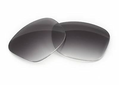 FUSE Grey Gradient Tint Replacement Lenses for Oakley Twoface