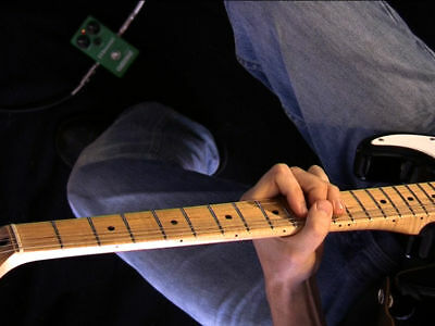 Learn the Guitar Neck DVD Theory Scales Chords Solos ++