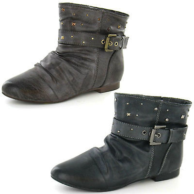 Wholesale Girls Ankle Boots  14 Pairs Sizes 13-6  H4054