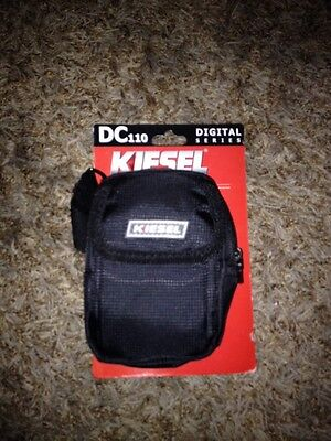 Kiesel Digital Pouch Style Bag, Camera Bag, Cell Phone Case, Dc110