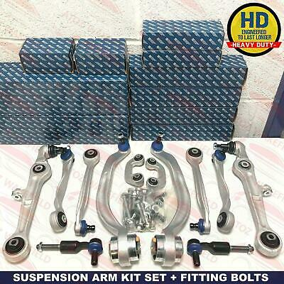 For Audi A4 B6 B7 2001 2002 2003 2004 2005 2006 Front suspension arms kit 16mm