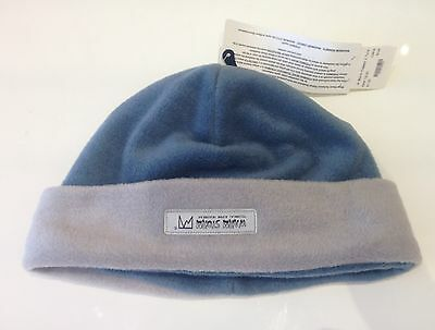 Job Lot 6 Warm Storm Fleece Hats. Grey & Blue ONLY £12 RRP £15 each!