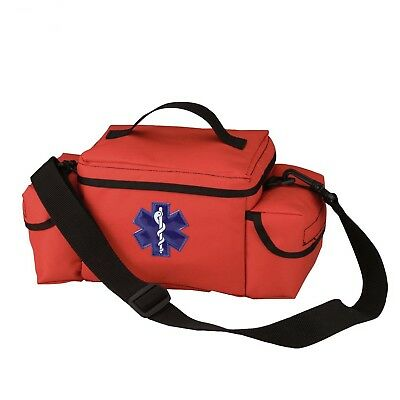 Heavy Duty EMS Rescue Shoulder Bag With Star Of Life Emblem 2343 Rothco