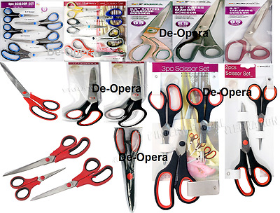 "9.5""stainless Steel Tailoring Scissors Dressmaking Dress Making Fabric Shears"