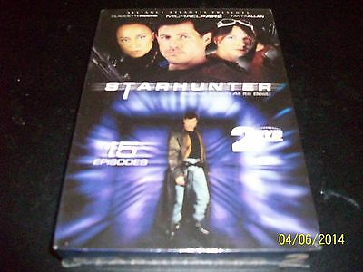 STARHUNTER STARRING MICHAEL PARE BRAND NEW & FACTORY SEALED!!! 15 EPISODES!!!!!!