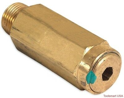 Mi-T-M Pressure Washer Safety Relief Valve 22-0376 220376