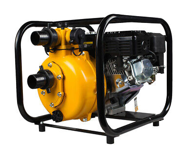 2 Inch 7HP PETROL HIGH PRESSURE WATER PUMP FIRE FIGHTING IRRIGATION THORNADO