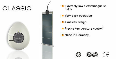 Waterbed Heater - High Quality from Germany 270W - UK Plug - Free 1st Class Post